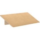 Salsbury Industries 33354MAP Sloping Hood - for 21 Inch Deep Designer Wood Locker - 3 Wide - Maple