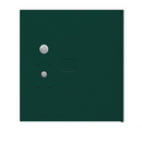 Salsbury Industries 3354GRN Replacement Parcel Locker Door and Tenant Lock - for Cluster Box Unit - Large Parcel Locker - with (3) Keys - Green