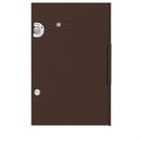 Salsbury Industries 3355BRZ Replacement Parcel Locker Door and Tenant Lock - for Cluster Box Unit - Large Parcel Locker - with (3) Keys - Bronze