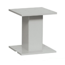 Salsbury Industries 3485GRY Replacement Pedestal - for 4C Pedestal Mailbox #3416, #3415, #3414, #3413 and #3412 and Pedestal Collection Box #3450 and #3475 - Gray