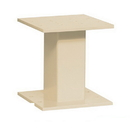 Salsbury Industries 3485SAN Replacement Pedestal - for 4C Pedestal Mailbox #3416, #3415, #3414, #3413 and #3412 and Pedestal Collection Box #3450 and #3475 - Sandstone