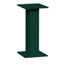 Salsbury Industries 3495GRN Replacement Pedestal - for 4C Pedestal Mailbox #3411, #3410, #3409, #3408, #3407, #3406 and #3405 - Green