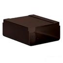 Salsbury Industries 4315D-BRZ Newspaper Holder - for Designer Roadside Mailbox - Bronze