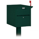 Salsbury Industries 4350GRN Mail Chest - Green