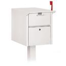Salsbury Industries 4350WHT Mail Chest - White