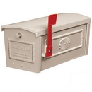 Salsbury Industries 4550BGE Townhouse Mailbox - Post Style - Beige