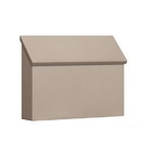 Salsbury Industries 4610BGE Traditional Mailbox - Standard - Horizontal Style - Beige