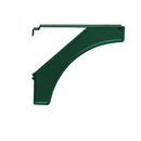 Salsbury Industries 4837GRN Arm Kit - Replacement for Decorative Mailbox Post - Designer - Green
