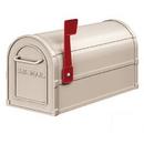 Salsbury Industries 4850BGE Heavy Duty Rural Mailbox - Beige