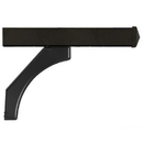Salsbury Industries 4878BLK Arm Kit - Replacement for Deluxe Post for (2) Mailboxes - Black
