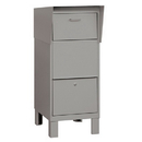 Salsbury Industries 4975PRM Courier Box - Primer