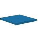 Salsbury Industries 77605BL Compartment Shelf - for 15 Inch Deep Extra Wide Metal Locker - Blue