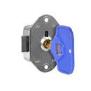 Salsbury Industries 77715-ADA ADA Compliant Key Lock - Built-in - for Metal Locker Door - with (2) keys and (2) ADA Key Heads