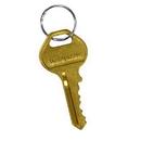 Salsbury Industries 77716 Master Control Key - for Built-in Key Lock of Metal Locker