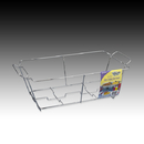 Maryland Plastics Kingsmen Full Size Wire Chafing Rack