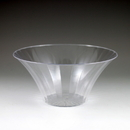 Maryland Plastics Candy Time Flared Bowl, Clear