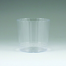 Maryland Plastics LU09120 9 oz. Lumiere Tumbler Rocks, Clear