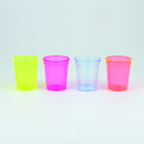 Maryland Plastics MPI02507 2 oz. Dazzling Lights Shot Glass, Assorted