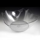 Maryland Plastics Crystalware Flower Bowl, Clear