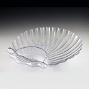 Maryland Plastics MPI03996 Sovereign Large Shell Dish, Clear