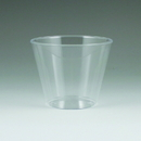 Maryland Plastics MPI 09106 9 oz. Sovereign Tumbler, 100ct, Clear