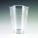 Maryland Plastics MPI10106 10oz. Sovereign Tumbler, 100ct, Clear