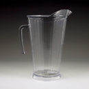 Maryland Plastics MPI16016 60 oz. Sovereign Heavyweight Pitcher, Clear