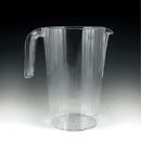 Maryland Plastics MPI5005 50 oz. Sovereign Value Pitcher, Clear