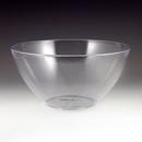 Maryland Plastics MPI6615 4 qt. Crystalware Bowl, Clear
