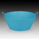 Maryland Plastics MPI9899 Sovereign Flexible Party Bucket, Asst. Luau