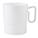 Maryland Plastics 8 oz. Newbury Coffee Cup