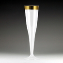 Maryland Plastics 5 oz. Regal Ultra Champagne Flute