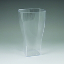Maryland Plastics SQ00506 16 oz. Simply Squared Pilsner, Clear