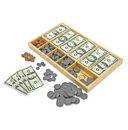 Melissa & Doug 1273 Classic Play Money Set
