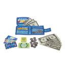 Melissa & Doug 2388 Pretend-to-Spend Wallet