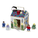 Melissa & Doug 2505 Wooden Doorbell House