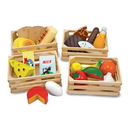 Melissa & Doug 271 Food Groups - Wooden Play Food