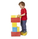 Melissa & Doug 2783 Jumbo Cardboard Blocks - 24 Pieces