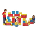 Melissa & Doug 2784 Deluxe Jumbo Cardboard Blocks - 40 Pieces