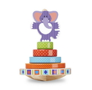 Melissa & Doug 30127 First Play Elephant Rocking Stacker