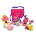 Melissa & Doug 3049 Pretty Purse Fill and Spill Toddler Toy