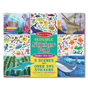 Melissa & Doug 30500 Reusable Sticker Pad - Under the Sea