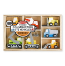 Melissa & Doug 3180 Wooden Construction Site Vehicles