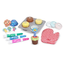 Melissa & Doug 4019 Bake & Decorate Cupcake Set