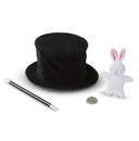 Melissa & Doug 4042 Magic in a Snap - Magician's Pop-Up Magical Hat with Tricks