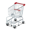 Melissa & Doug 4071 Shopping Cart Toy - Metal Grocery Wagon