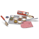 Melissa & Doug 4074 Slice and Bake Cookie Set - Wooden Play Food