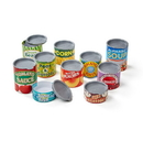 Melissa & Doug 4088 Let's Play House! Grocery Cans
