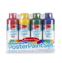 Melissa & Doug 4127 Washable Poster Paint Set