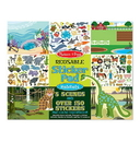 Melissa & Doug 4196 Reusable Sticker Pad - Habitats